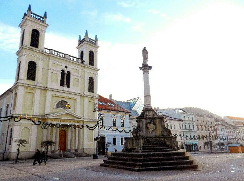 Church-of-St.-Francis-Xavier-Banská-Bystrica-Slovaki